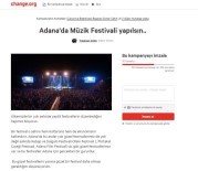 MÜZİK FESTİVALİ - Adanalılar Uluslararası Müzik Festivali İstiyor