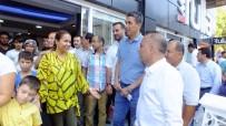 SARMAŞıK - AK Partili Enç, 'Merhamet Etmenin Zamanı Değil'