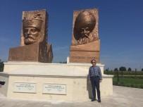 AHMET MISBAH DEMIRCAN - Başkan Demircan, Macaristan'ın Kasımpaşa'sını Ziyaret Etti