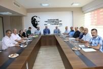 PLAN VE BÜTÇE KOMİSYONU - Büyükşehir'in Komisyonları Aralıksız Çalışıyor