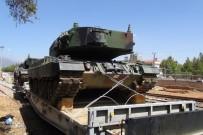 KÖSEKÖY - Darbe Girişiminde Kullanılan Tanklar, Fırat Kalkanı Harekatında Kullanılacak