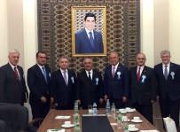 İSTANBUL BOĞAZI - DEİK Heyeti, Türkmenistan'da 15 Temmuz Sonrası Türkiye Ekonomisini Anlattı