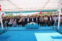Derbent'te Pazar Marketin Temeli Törenle Atıldı