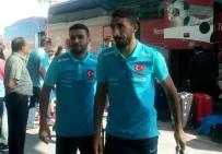 A MİLLİ FUTBOL TAKIMI - Dünya Kupası Yolculuğu Başladı