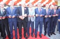 MURAT ZORLUOĞLU - Elazığ Denetimli Serbestlik Müdürlüğü Yeni Binasına Taşındı