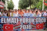 HÜSEYİN SAMANİ - Elmalı'da 4'Üncü Yörük Göçü Gerçekleştirildi