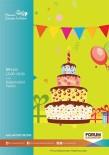 MÜZIKAL - Forum Gaziantep'ten Doğum Günü Partisi