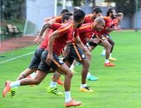 FLORYA - Galatasaray'da Kayserispor Mesaisi Sürüyor