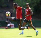 FLORYA - Galatasaray, Kayserispor Maçı Hazırlıklarını Sürdürüyor