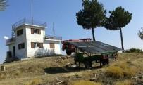 ORMAN GENEL MÜDÜRLÜĞÜ - Gediz'de Orman Gözetleme Kulelerine Mobil Güneş Enerji Paneli