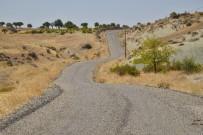 SARMAŞıK - Hani Ve Eğil'de Yol Çalışmaları Tamamlandı