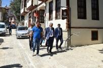 YUSUF ZIYA GÜNAYDıN - Isparta Damgacı Sokakta Çalışmalar Bitti
