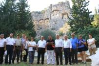 FATIH ÜRKMEZER - Kaunos Antik Kenti Kazısı 50. Yılına Ulaştı