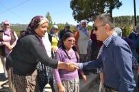 ORMAN İŞLETME MÜDÜRÜ - Kaymakam Yıldız, Mahallelilerin Sorunlarını Dinledi