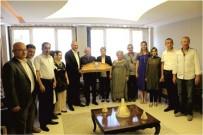 MUHARREM TOZAN - Konuralp Turizm Ekibinin Ziyaretleri
