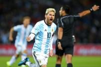 LİONEL MESSİ - Messi golle döndü