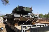 KÖSEKÖY - O Tanklar Fırat Kalkanı Harekatında Kullanılacak