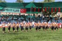RECEP KARA - Şaban Dede 1. Yağlı Pehlivan Güreşleri'nde Başpehlivan Fatih Atlı