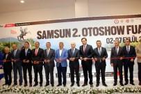 OTOMOTIV DISTRIBÜTÖRLERI DERNEĞI - Samsun 2. Otoshow Fuarı Açıldı