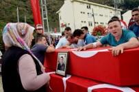 BABA OCAĞI - Şehit Uzman Çavuş Murat Kasım Son Yolculuğuna Uğurlandı