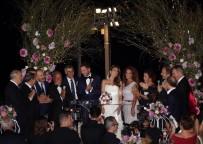 GALATASARAY BAŞKANı - Şenol Güneş, Kızını Evlendirdi