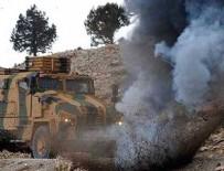 BOMBALI TUZAK - Askeri aracın geçişi sırasında patlama! Yaralı askerler var
