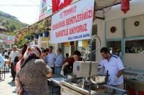 AĞAÇLı - Söke'de Demokrasi Şehitleri İçin Lokma Döküldü