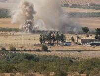 DAEŞ - Suriye'de DAEŞ hedefleri vuruldu