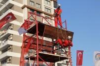 ALİ NASUH MAHRUKİ - Türkiye'nin İlk AKUT Eğitim Parkı Mezitli'de Açıldı