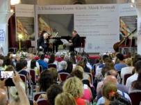 KÜLTÜR BAKANı - Uluslararası Çeşme Klasik Müzik Festivali Başladı