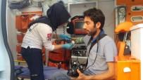 KIRMIZI IŞIK - Uyardığı Sürücü Gazeteciyi Darp Etti