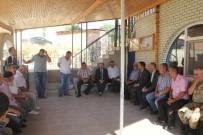 KÖY MEZARLIĞI - Vali İsmail Ustaoğlu, 5 Köyü Daha Ziyaret Etti