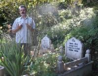 MEHMET KıLıÇ - 200 Yıllık Aile Mezarlığını Üzerine Geçirdiği İddia Edilen Şahıs, Mezarlığa Yeni Defin Yapılmasına İzin Vermiyor