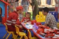 ZİYARETÇİLER - 67 Burda'dan Okula Merhaba Şenliği