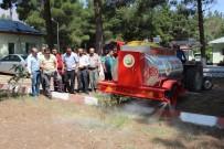 ORMAN YANGıNLARı - Adana Ve Osmaniye'de Köylülere Çok Amaçlı Su Tankeri Dağıtıldı