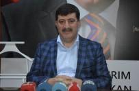 KAYYUM - AK Parti Diyarbakır İl Başkanı Akar'dan Kayyum Açıklaması