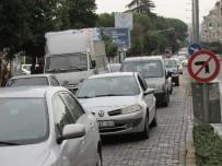 ARAÇ KULLANMAK - Aydın'da Trafik Çilesi Başladı