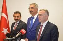 YASAL DÜZENLEME - Bakan Ağbal'dan Kredi Kartı Taksitleri Ve TEDES Açıklaması