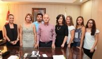 AFYON KOCATEPE ÜNIVERSITESI - Başkan Karabağ'a Teşekkür Ziyareti