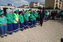 ODUNPAZARI - Başkan Kurt, Odunpazarı Belediyesi Çalışanlarıyla Bayramlaştı