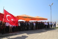 KURAN-ı KERIM - Başkan Tollu, Şehit Aileleri Ve Gazilerle Bir Araya Geldi