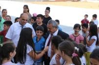 Başkan Uysal Yeni Eğitim Öğretim Yılını Okulları Ziyaret Ederek Kutladı