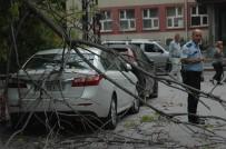 19 MAYıS - Başkent'i Rüzgar Vurdu
