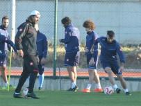 AHMET YILDIRIM - BB Erzurumspor'Da Kupa Mesaisi