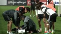 TOLGAY ARSLAN - Beşiktaş antrenmanında kan aktı!