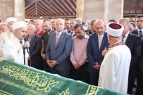 CENAZE NAMAZI - Birlik Vakfı Şube Başkanı'nın Cenazesine Katıldılar