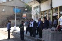 HÜSEYİN OLAN - Bitlis Belediyesi Cadde Yenileme Çalışmalarını Sürdürüyor