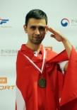 KÜRŞAT ÖZDEMİR - Büyükşehir Belediyespor'dan Avrupa Şampiyonluğu