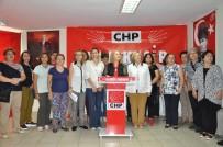 LAIKLIK - CHP Kadın Kolları, Hemşireye Yapılan Saldırıyı Kınadı
