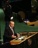 UÇUŞA YASAK BÖLGE - Cumhurbaşkanı Erdoğan BM Genel Kurulu'na Hitap Etti (3)